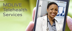 MDLIVE Telehealth Services